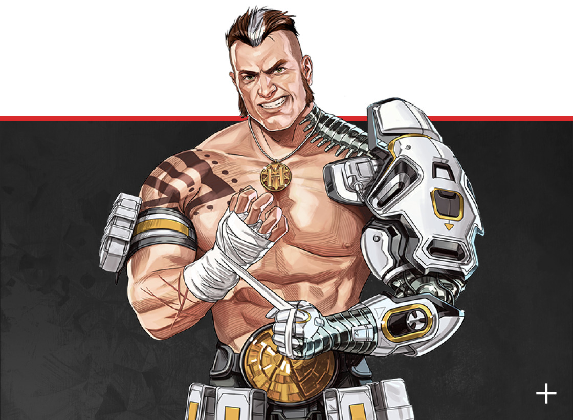 Forge, nuevo personaje de Apex Legends Season 4
