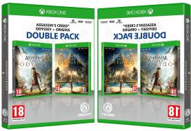 En oferta para Xbox One: Pack de Assassin's Creed Odyssey + Assassin's Creed Origins