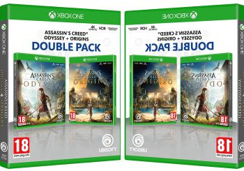 En oferta para Xbox One: Pack de Assassin's Creed Odyssey + Assassin's Creed Origins