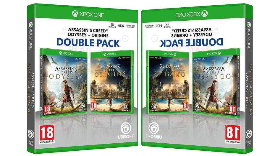 A precio de derribo: Pack de Assassin's Creed Odyssey + Assassin's Creed Origins