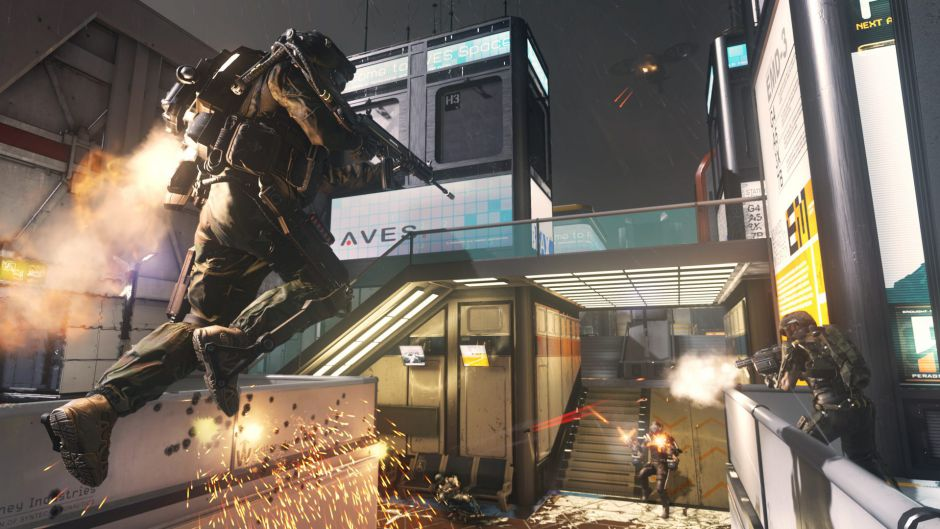 Ni Jetpacks ni wall-running en el próximo Call of Duty
