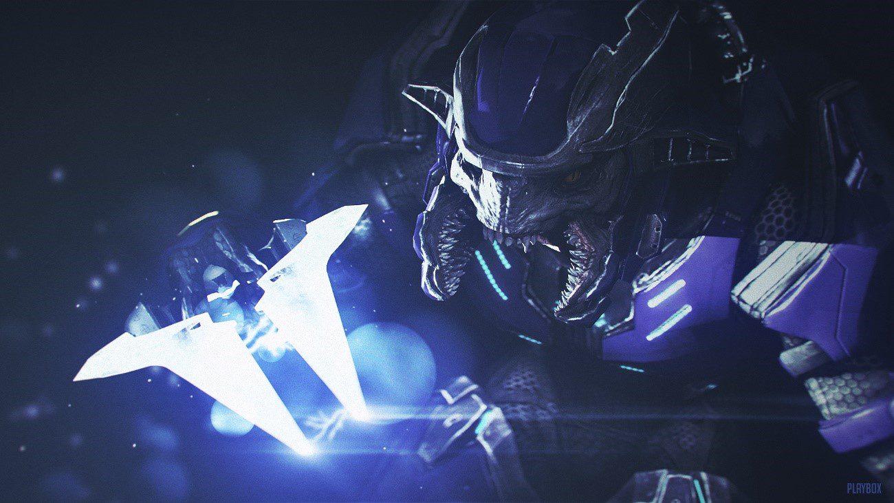 ¿Debería 343 Industries haber lanzado un juego de la guerra civil Covenant antes que Halo 5: Guardians?