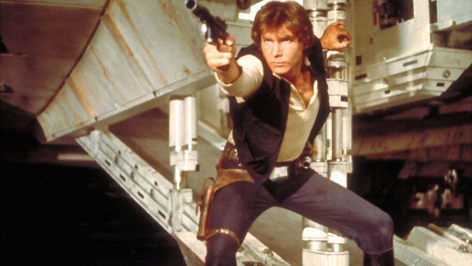 Un juego de Han Solo estaba en los planes de LucasArts