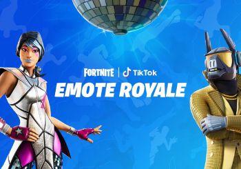 Fortnite y TikTok presentan el concurso Emote Royale Contest
