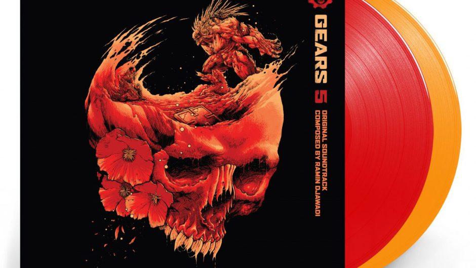 El espectacular vinilo edición limitada de Gears 5 ya tiene fecha de lanzamiento