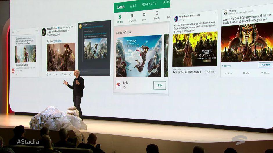 Google comprará exclusivas temporales para Stadia con el objetivo de bloquear a las consolas