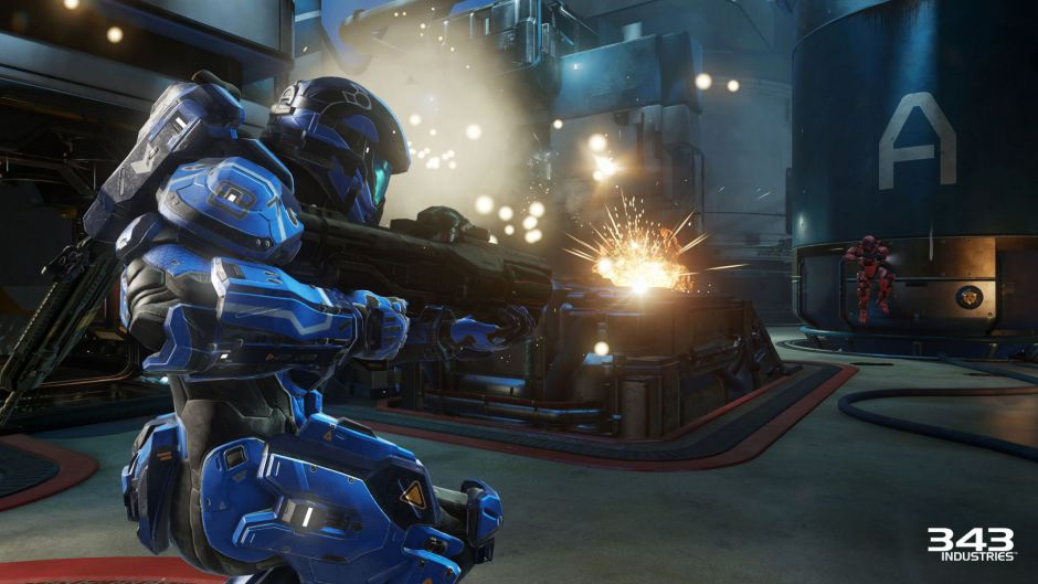 Crean un modo battle royale para Halo 5 Guardians mediante el editor Forge