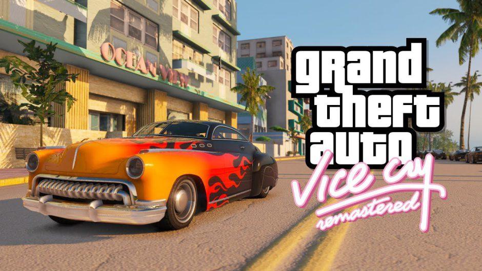 Vuelve a Vice City en Grand Theft Auto V