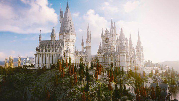 El mundo de Harry Potter llega a Minecraft gracias a un espectacular mod
