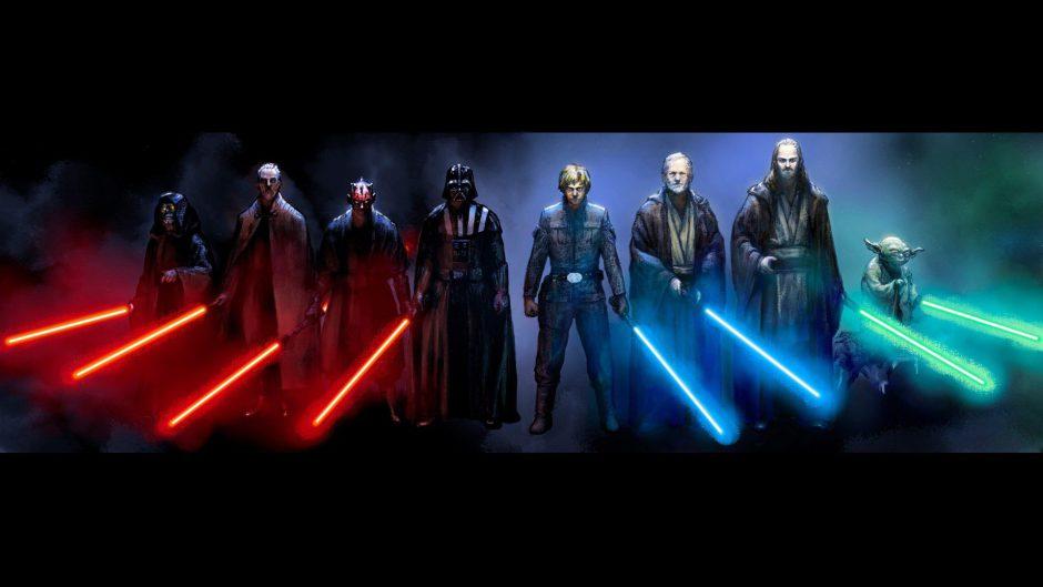 Así es Star Wars Fighter Force Combat, el juego de lucha creado por un fan de la saga