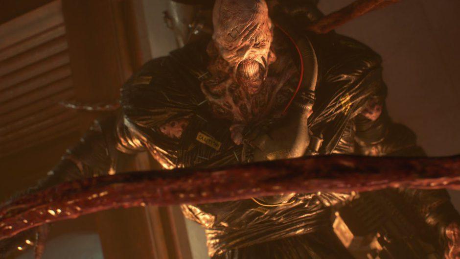 Nuevo tráiler de Resident Evil 3 Remake ¡ASI ES NEMESIS!