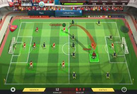 Football, Tactics and Glory llega a consolas