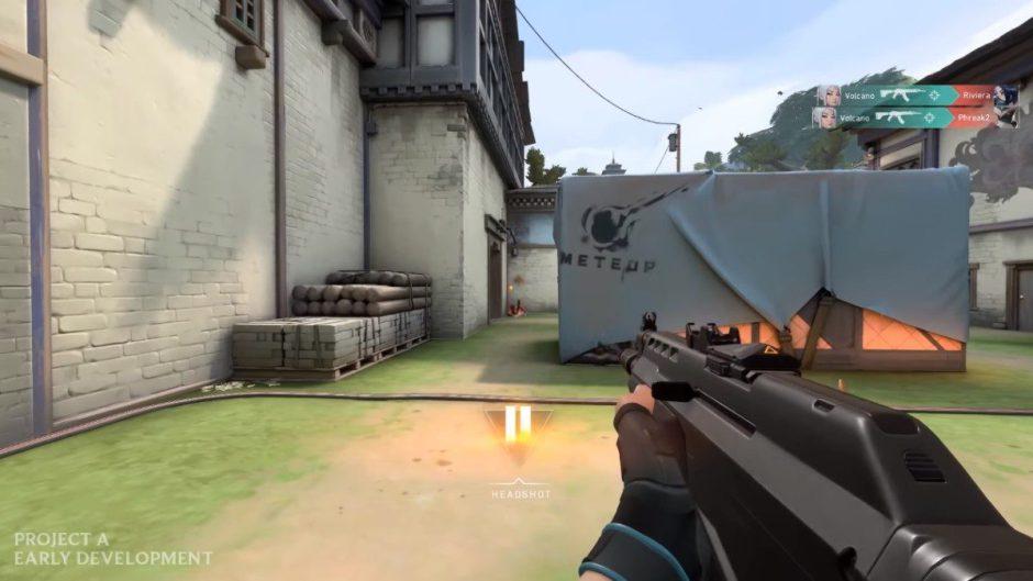 Project A, el nuevo shooter de Riot Games, será una mezcla de Overwatch y Counter Strike