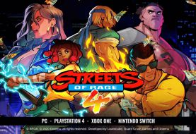 Streets of Rage 4 llegará a Xbox One esta primavera