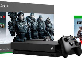 Hazte con tu Xbox One X a un precio brutal en GAME por San Valentín