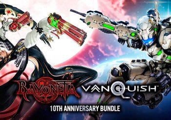 Análisis de Bayonetta & Vanquish 10th Anniversary Bundle