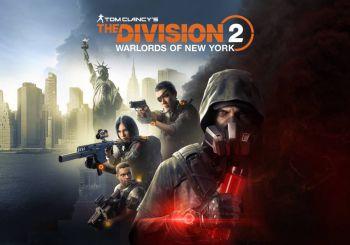 The Division 2 presenta su nueva expansión: Warlords of New York