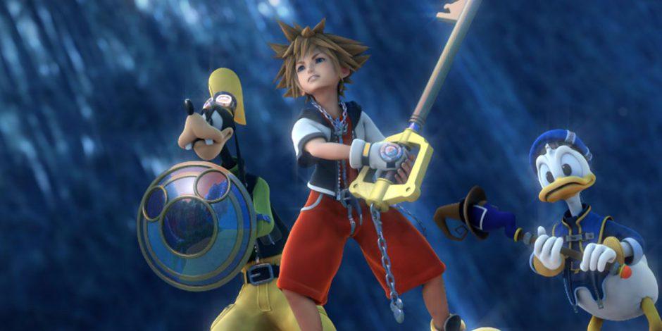 Llega Kingdom Hearts HD Collection para Xbox One