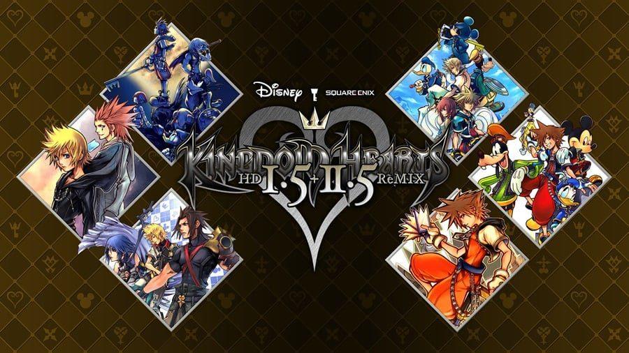 Revelados los logros de Kingdom Hearts 1.5 y 2.5