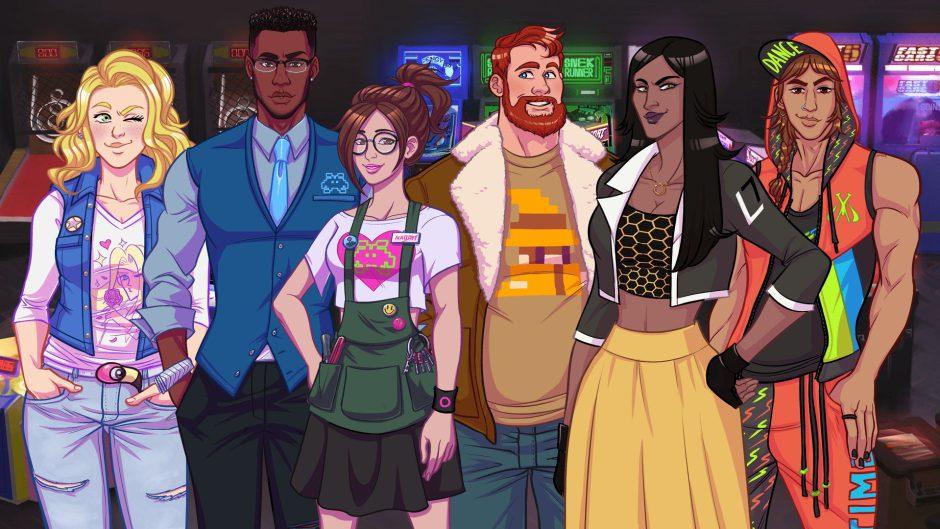 Arcade Spirits llegará a Xbox One el próximo 1 de mayo