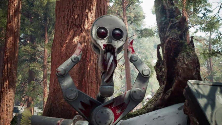 El terror distópico de Atomic Heart se muestra en un nuevo gameplay