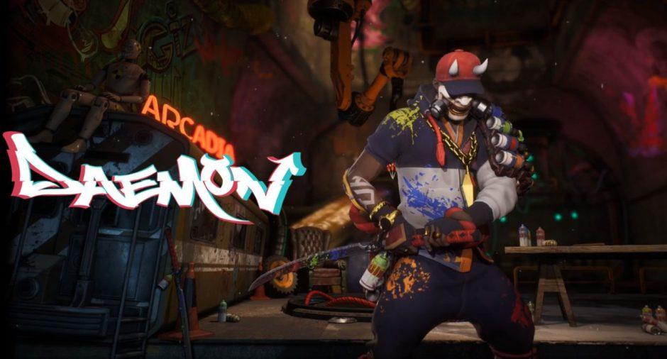 Nueva guía completa de Daemon, uno de los personajes de Bleeding Edge