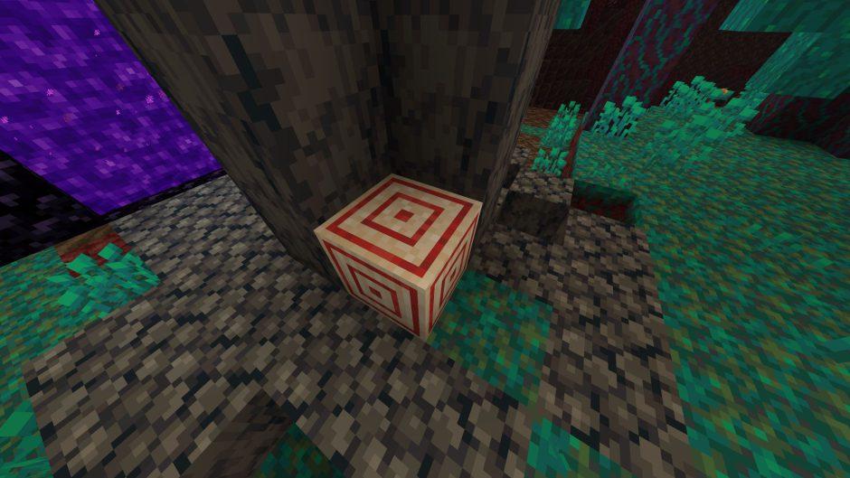 Minecraft recibe el bloque target y más en la última snapshot