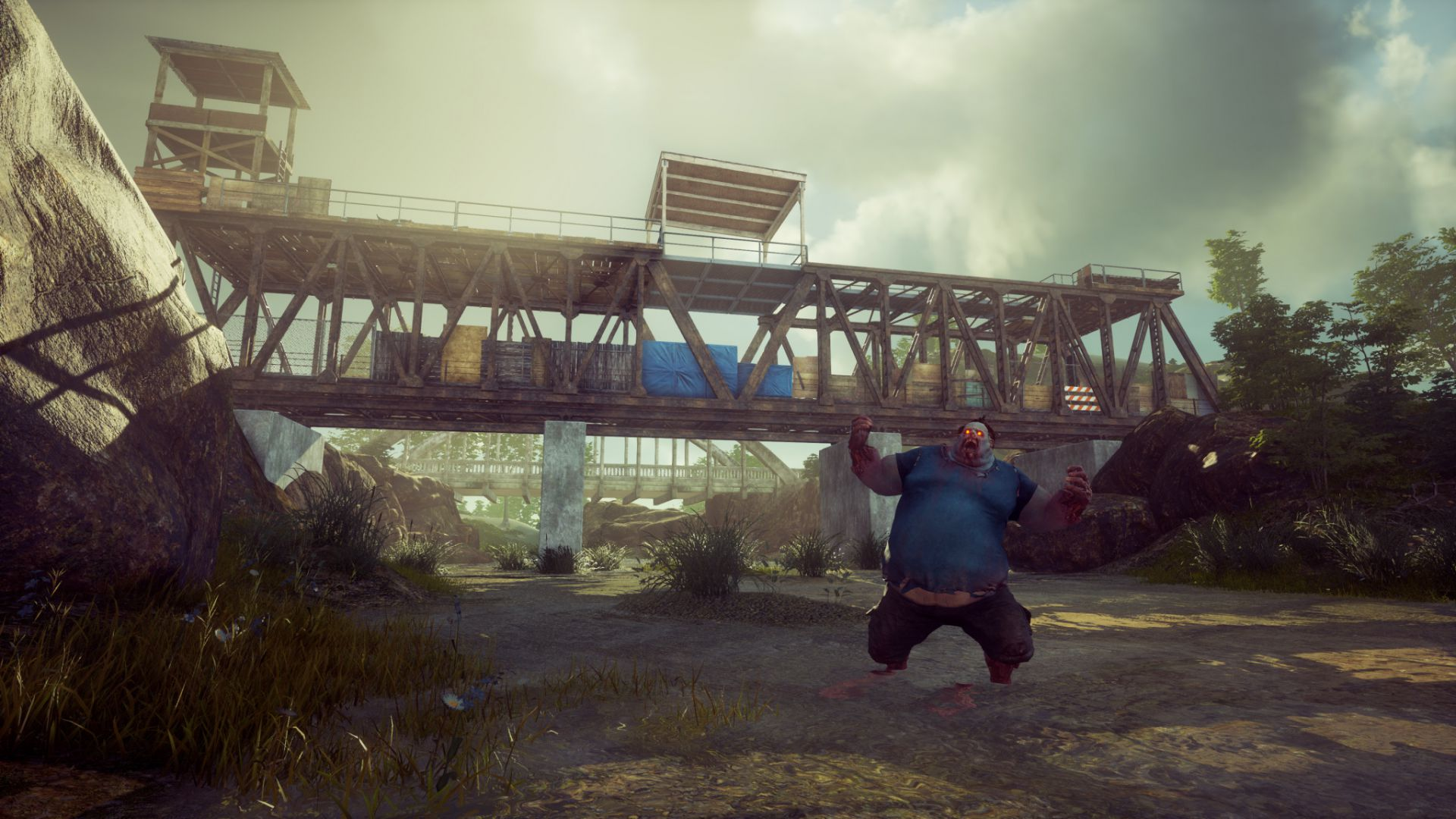 BridgeFortAfter State of Decay 2