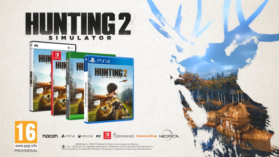 Anunciado Hunting Simulator 2 para Xbox One y PC