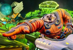 Crash Team Racing Nitro-Fueled: Llega Gasmoxia
