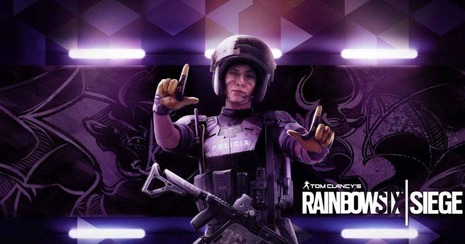 Rainbow Six Siege muestra un adelanto de uno de sus nuevos agentes