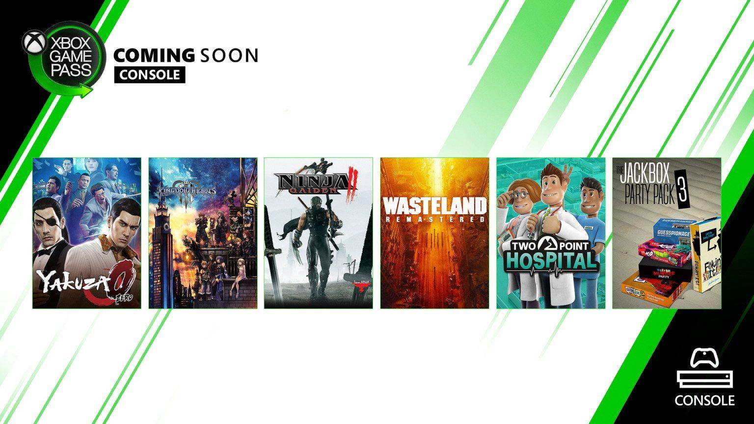Estos son los siguientes nuevos juegos para Xbox Game Pass de febrero