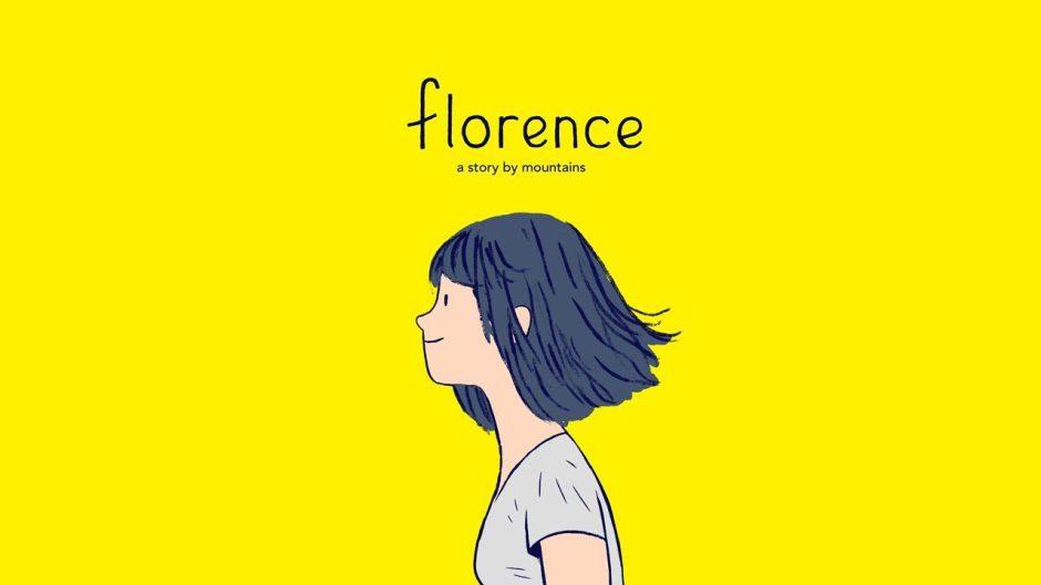 Florence, una historia interactiva de amor, llega a PC el 13 de febrero