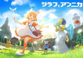 Giraffe and Annika también llegará a Xbox One