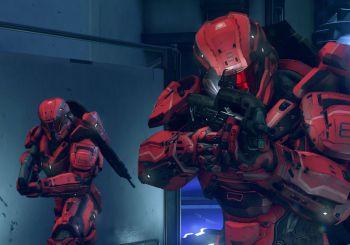 Grifball y Warzone Assault están de vuelta con doble XP a partir de este finde en Halo 5 Guardians