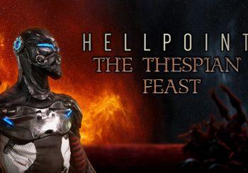 The Thespian Feast es la secuela gratuita de Hellpoint