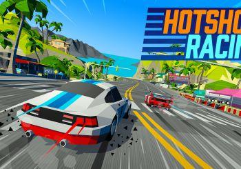 Avance de Hotshot Racing para Xbox One