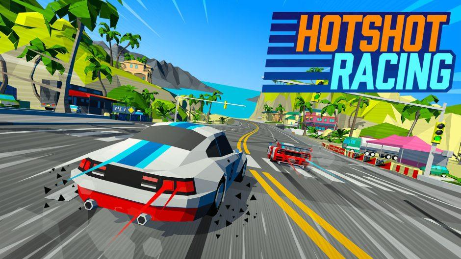 Hotshot Racing nos ofrecerá carreras arcade de los 90