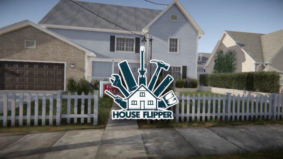 House Flipper, un juego sobre reformar casas, confirma su lanzamiento en Xbox One