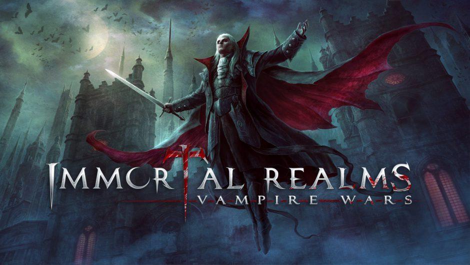 Immortal Realms: Vampire Wars ya tiene fecha de salida
