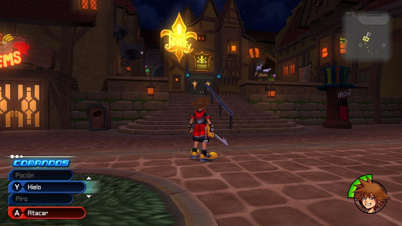 Análisis de Kingdom Hearts HD 2.8 Final Chapter Prologue