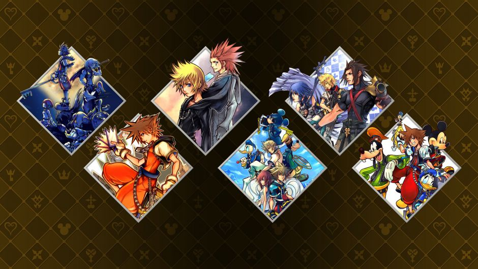 Kingdom Hearts HD Collection ya disponible en Xbox One