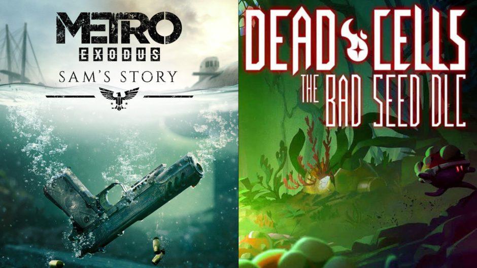 Los DLC de Metro Exodus y Dead Cells, Sam's Story y The Bad Seed, también llegarán a Xbox Game Pass