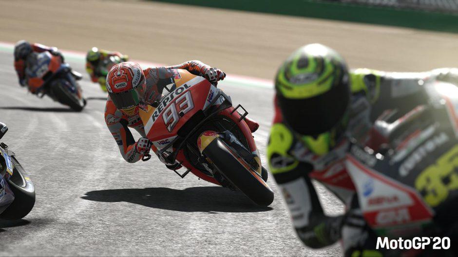 MotoGP 20 llegará a Xbox One el 23 de abril