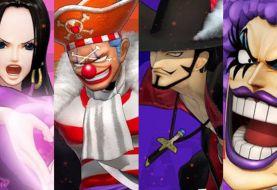 One Piece: Pirate Warriors 4 presenta cuatro nuevos personajes