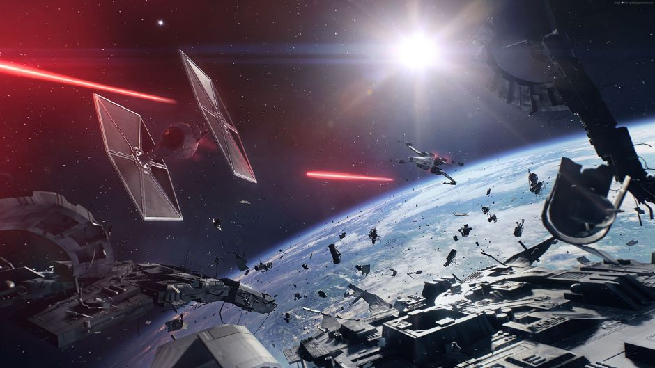 La Batalla de Scarif llega hoy a Star Wars Battlefront II