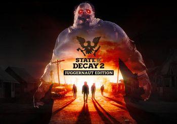 La actualización 19 para State of Decay 2 ya está disponible
