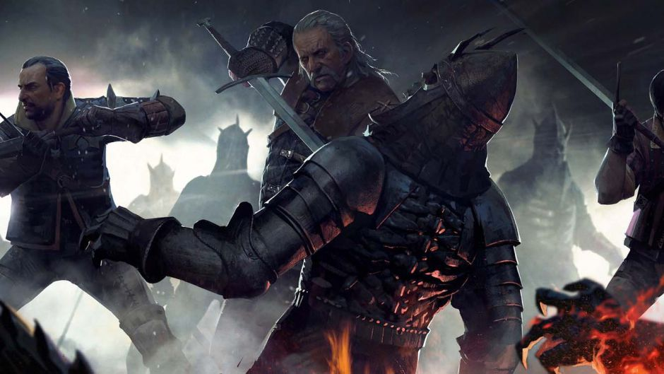 [Rumor] Mark Hamill podría ser Vesemir en la serie de The Witcher