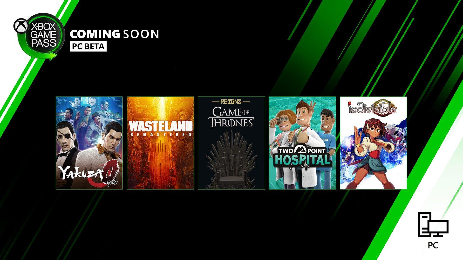 Xbox Game Pass PC 18 febrero
