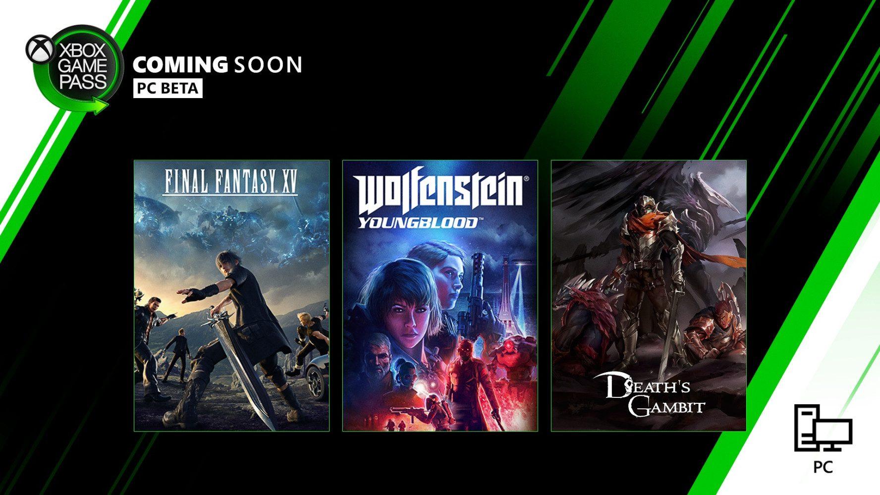 Estos son los juegos que llegarán próximamente a Xbox Game Pass PC Beta